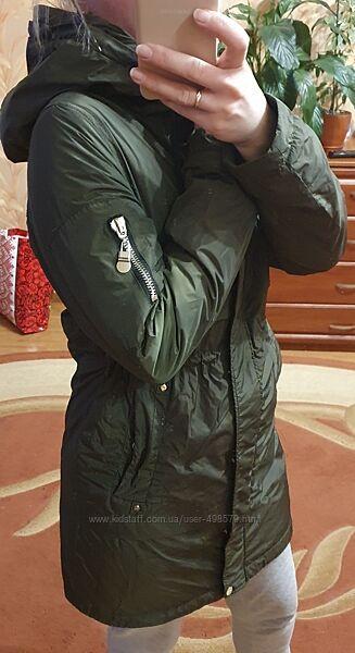 Куртка парка демисезон xs visdeer