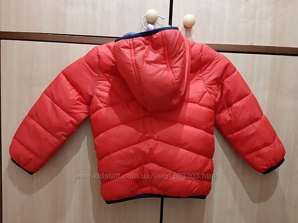 Куртка 2-3 г, б/у