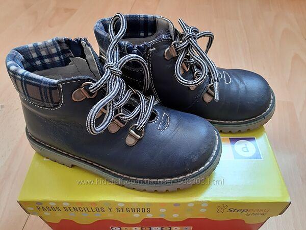 Ботиночки кожаные Pablosky 25 р