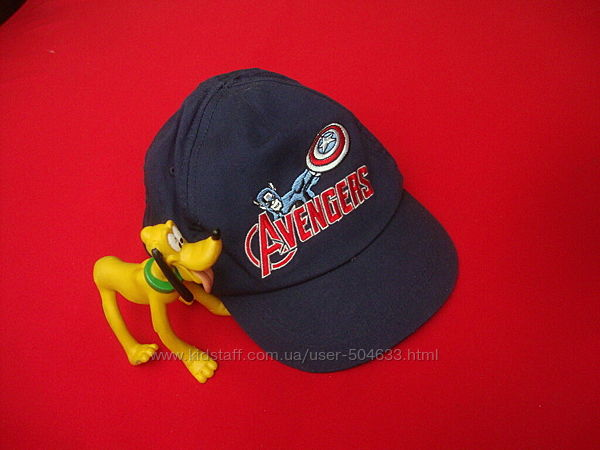 Кепка бейсболка Zara - Капитан Америка 7-10 лет