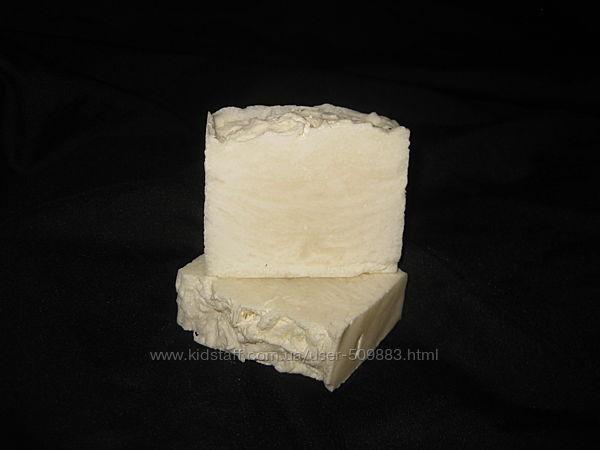 хозяйственное кокосовое мыло с содой ручной работы