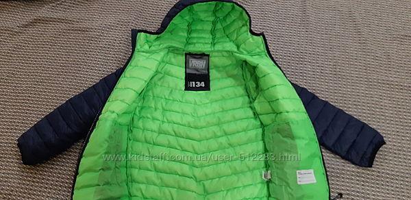 Демисезонная куртка для мальчика RESERVED р.134