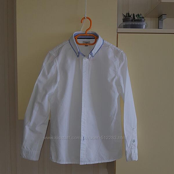 Рубашка MANGO kids р.128