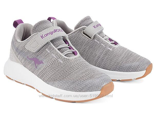 Детские кроссовки для девочки KangaRoos Новинка