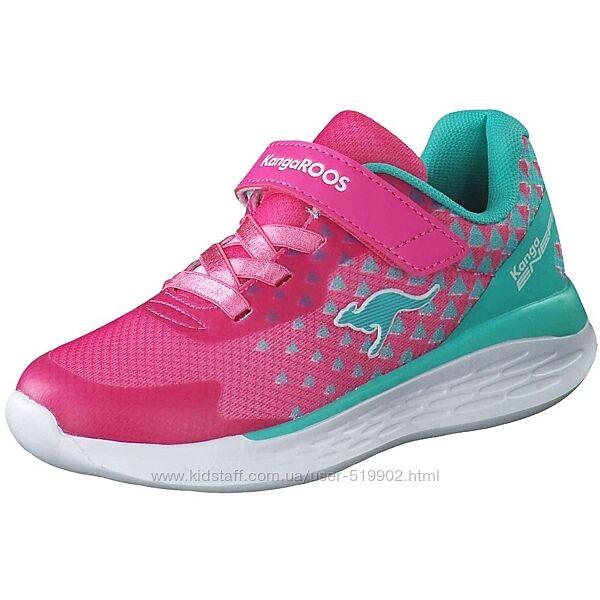 Кроссовки розовые для девочки KangaROOS