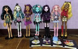 Monster High - Frights, Camera, Action