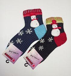 Женские носочки с декором - милый сюрприз к любому празднику. остатки