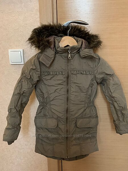 Курточка демисезонная Lee Cooper на 6-8 лет