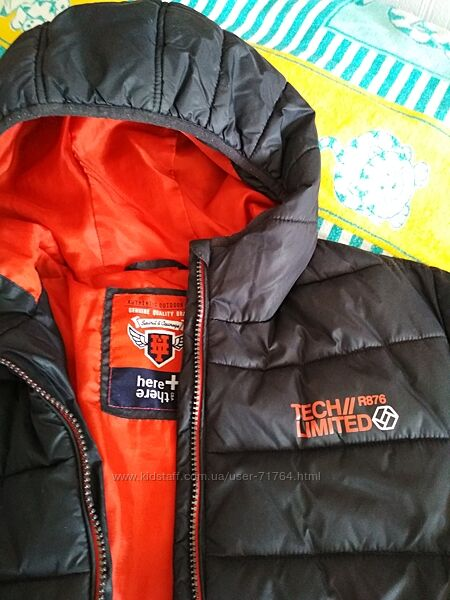 Деми куртка Herethere 158 р