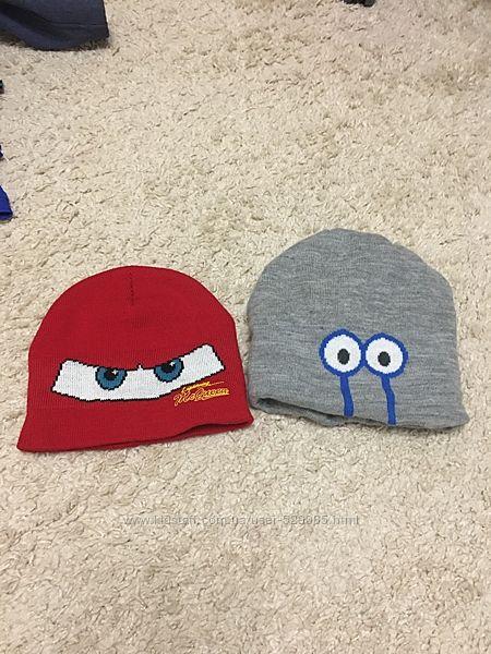 Фірмові демисезонні шапочки