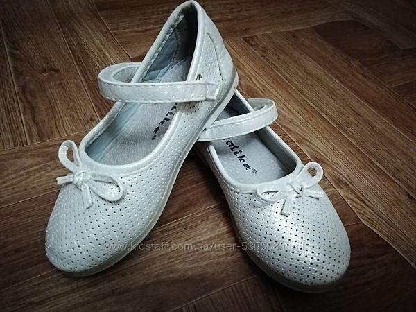 Туфельки 24 розмір