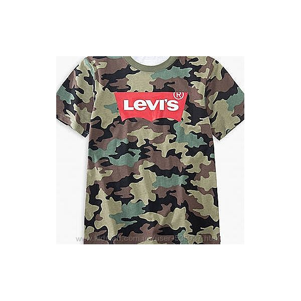 Футболка бренда  Levi&acutes