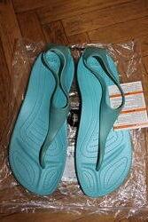 Оригинальные женские босоножки Crocs Sexi Flip, размеры   40