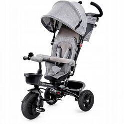 Трехколесный велосипед Kinderkraft Aveo для детей от 9 месяцев до 5 лет