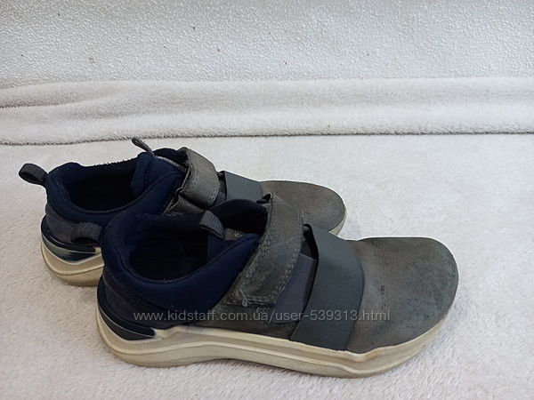 туфли мокасины Ecco 32р