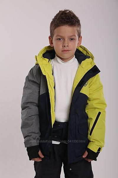 Зимняя термокуртка Мейнстрим на рост 122-152см PIDILIDI Чехия