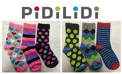 Комплект носков 3 шт Pidilidi