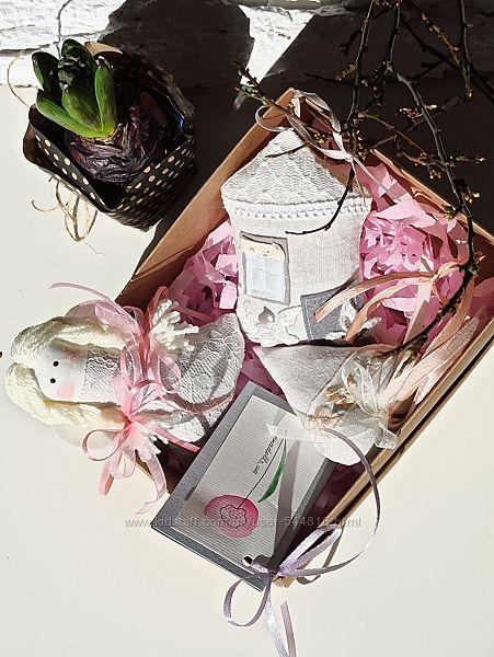 Подарочный набор арома-саше с лавандой