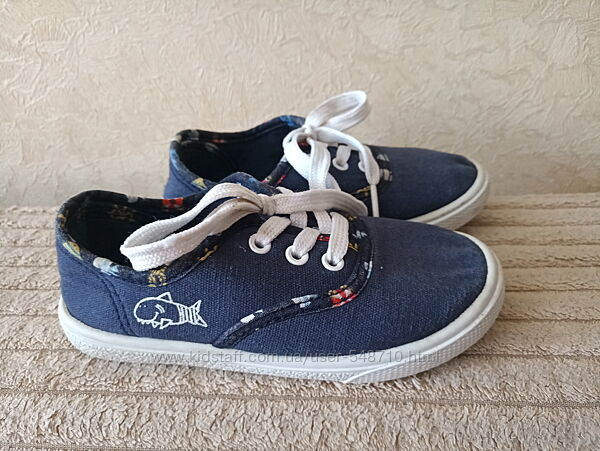 Мокасины, кеды, тапочки, кроссовки lupilu 26 размер