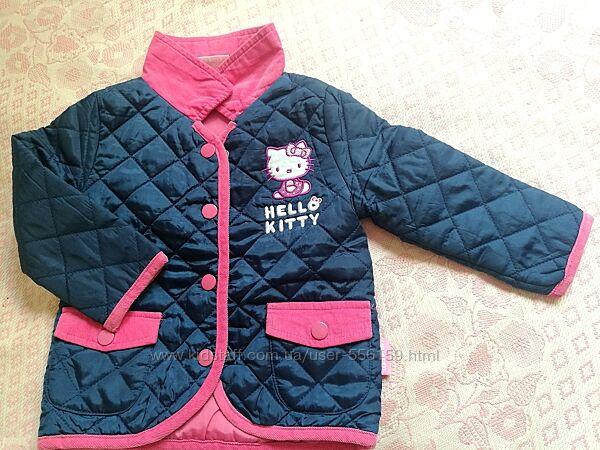 Летний блейзер Hello Kitty для маленькой модницы