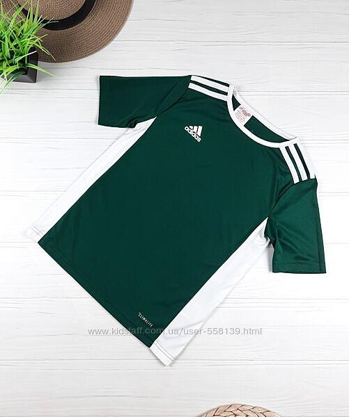 Спортивные футболки от Adidas и Puma 9-10 лет, 134-140 см.