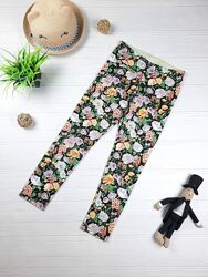 Лосины от Zara girls и H&M 9 - 10 лет, 134 - 140 см.