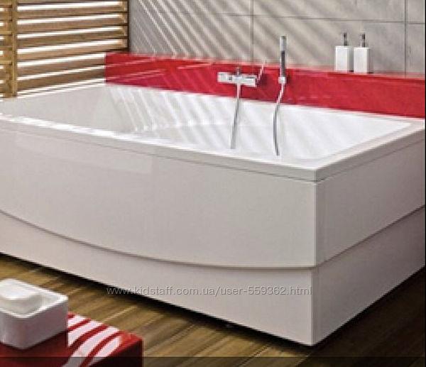 Ванна акриловая Pool Spa Fantasy 185x115 прямоугольная на раме