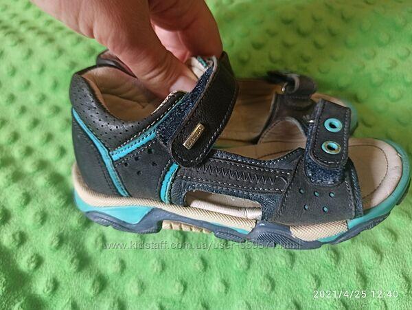 Кожаные сандалии босоножки Lasocki 26 р-р