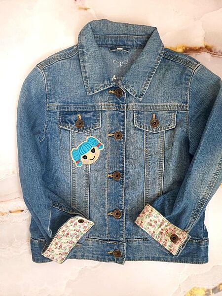 Джинсовая курточка Palomina на рост 122-128