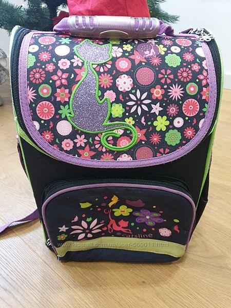 Рюкзак школьный Kite бу красивый