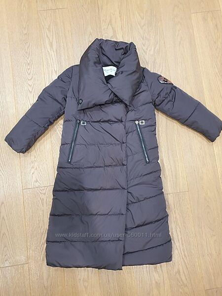 Зимнее пальто Моnе размер 122 бу состояние нового