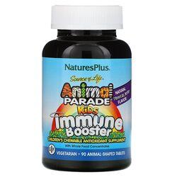 Укрепление детского иммунитета Animal parade Immune booster, Nature&acutes