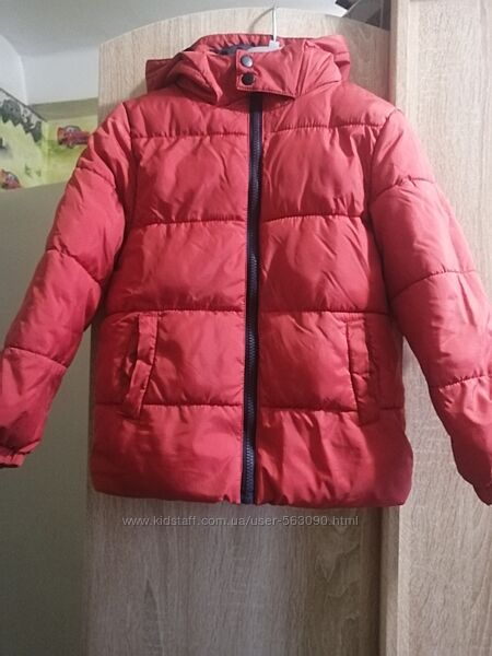 Куртка для мальчика Маталан