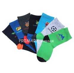 Носки для мальчика неделька Primark