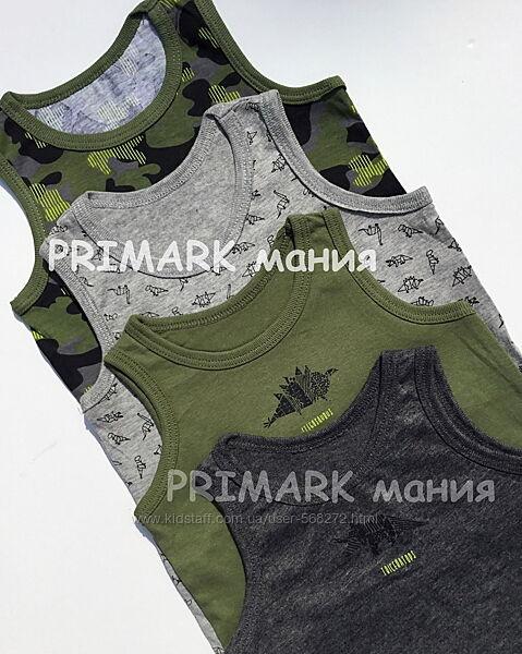 Майки Дино для мальчика 140 см Primark