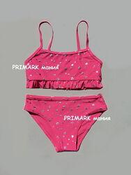 Раздельный купальник для девочки 1.5-8 лет Primark