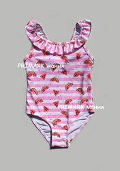 Совместный купальник для девочки 1.5 -8 лет Primark