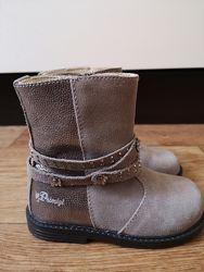 Демисезонные ботиночки Primigi, р. 22, стелька 13,5 см