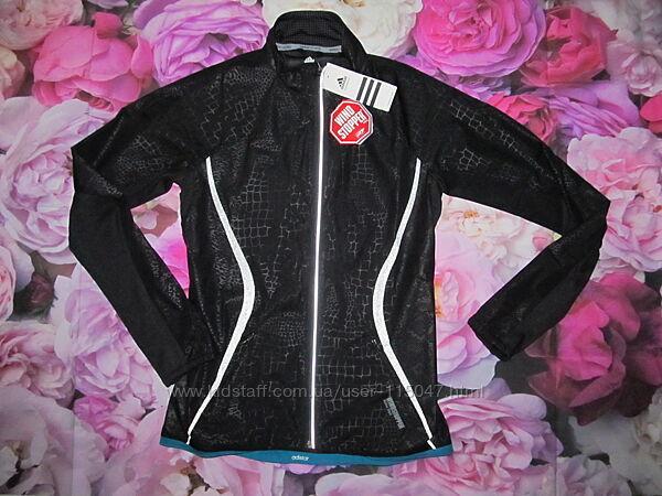 Adidas  куртка виндстопер р. 44-46
