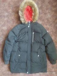Зимнее фирменное пальто ZARA