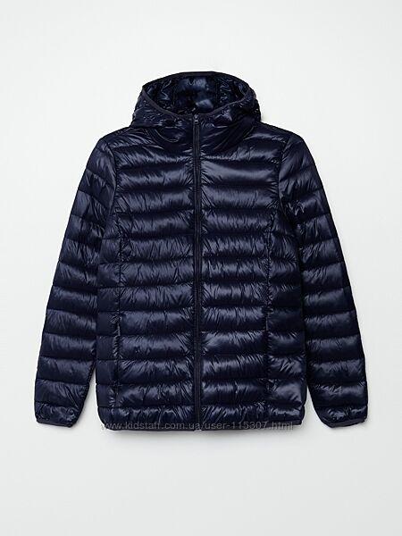 фирменная новая демисезонная курточка cropp