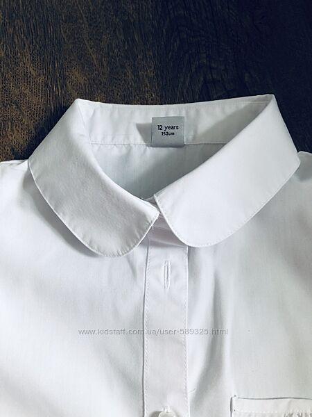 Школьная рубашка- блуза