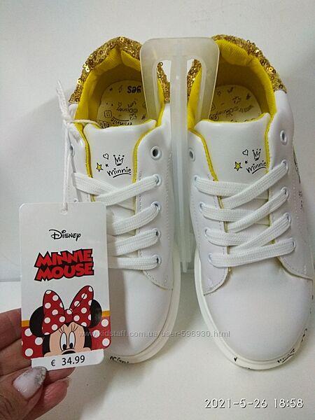Кеды, кроссовки, мокасины 34рр Original Marines Disney Minniy Оригинал