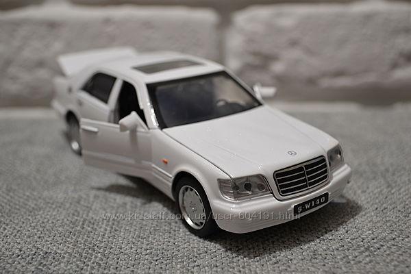 Мерседес Модель  авто Mercedes W 140