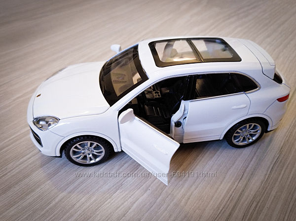 Модель Порше авто Porsche cayenne