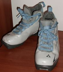 Ботинки лыжные Fisher XC Sport My Style Индонезия р. 35-36 ст. 23 см