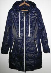 Куртка пальто пуховик зима Fine Baby Cat р. 44-46