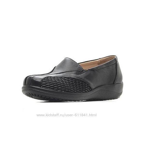 Туфли полуботинки натуральная кожа Spur Германия 39 ст. 25.5 см