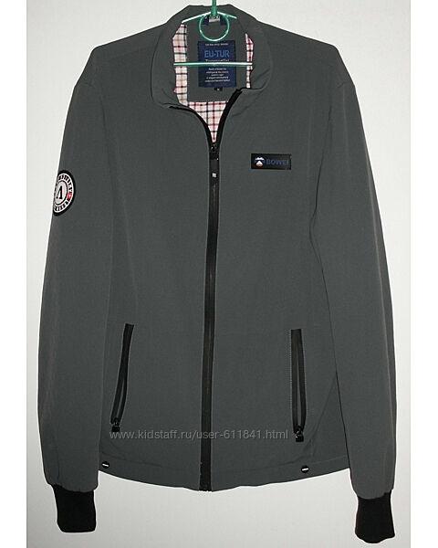 Куртка бомбер легкая Eu-Tur р. 46-48 M ОГ 102 см