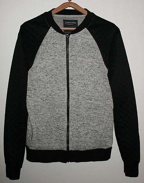 Куртка бомбер трикотажная Gloria Jeans р. 46-48 M ОГ 100 см